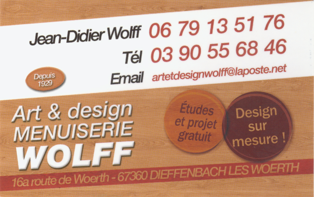 Art Et Design Wolff